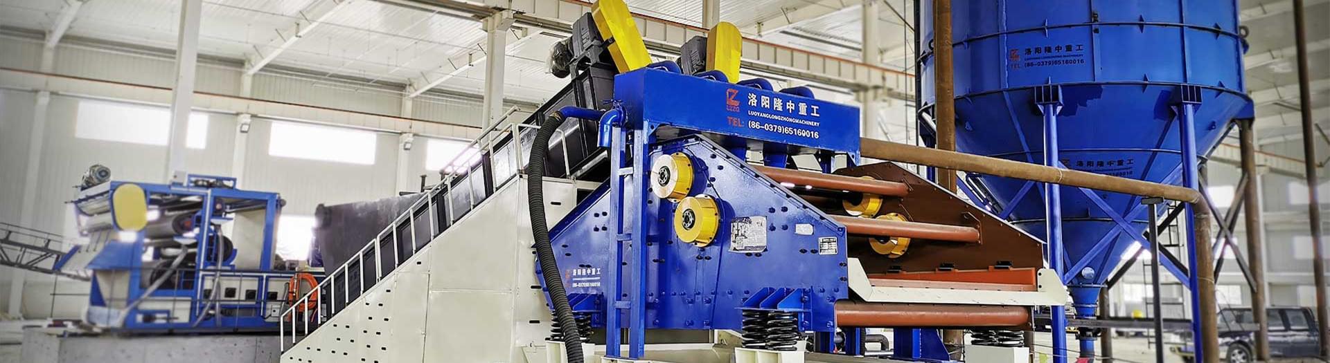 Sand Processing Equipment