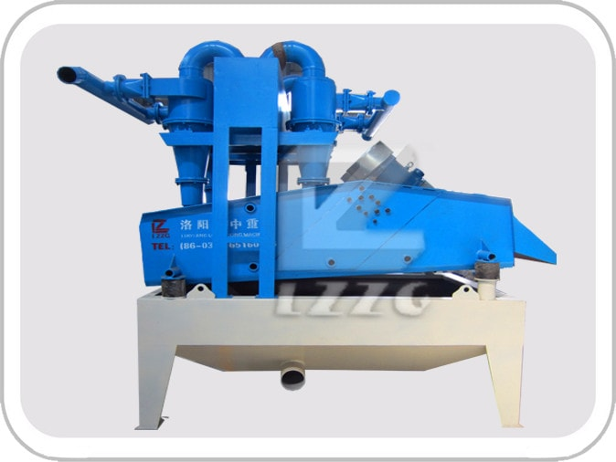 new generation of Tailing Dewatering Screen