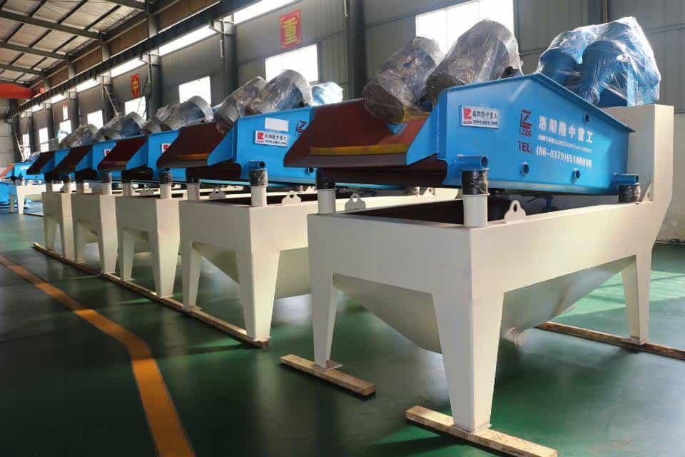 Luoyang longzhong main series products