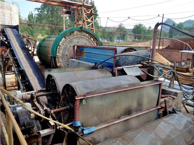 ball mill in silica sand plant