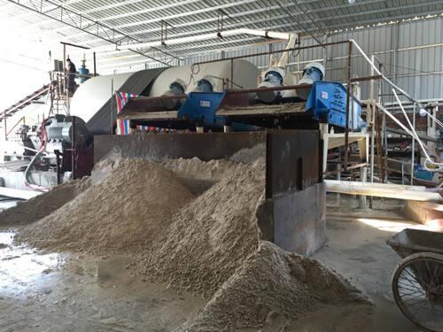 sand-processing-machines