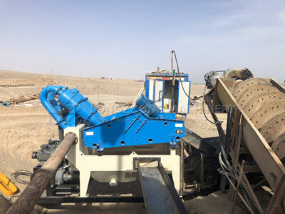 LZ series sand recycling system