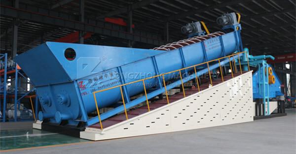 Spiral Sand Washing & Recycling Machine
